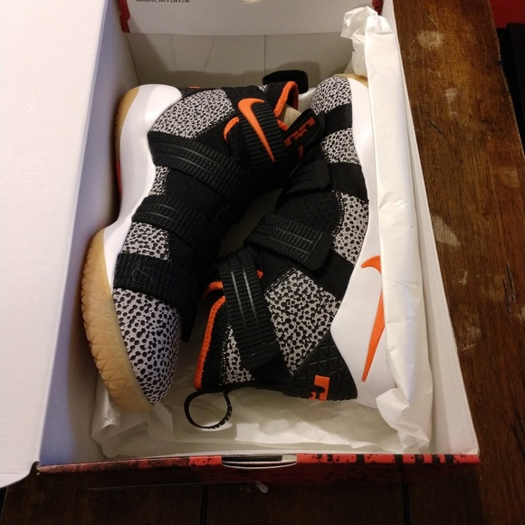 41bbe530848 Nike Lebron Soldier XI SFG